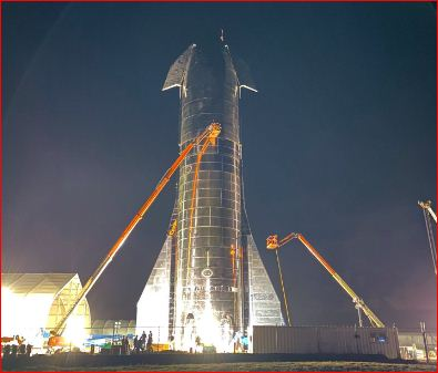 The head of Roskosmos isn't satisfied with Elon musk's Starship
