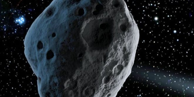 Huge asteroid passed 6.21 million km away from the earth