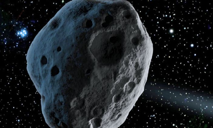 Huge asteroid passed at a distance of 6.21 million km from the earth