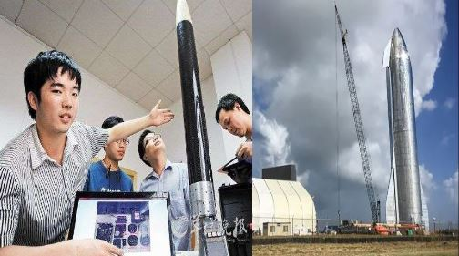 china based company CEO opens up about SpaceX launch