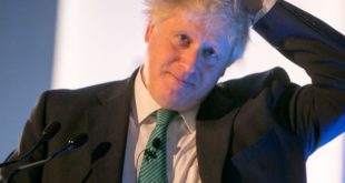 """Boris Johnson's speech at the UN about artificial intelligence ends up rambling about """"chickens without limbs"""""""