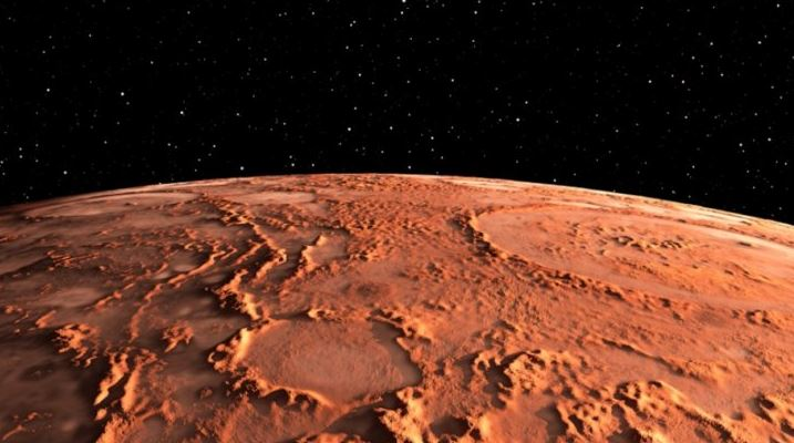 A former NASA employee said that traces of life on Mars were discovered in 1970
