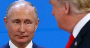 Putin: Russia will quickly create retaliatory technologies if the US militarizes space