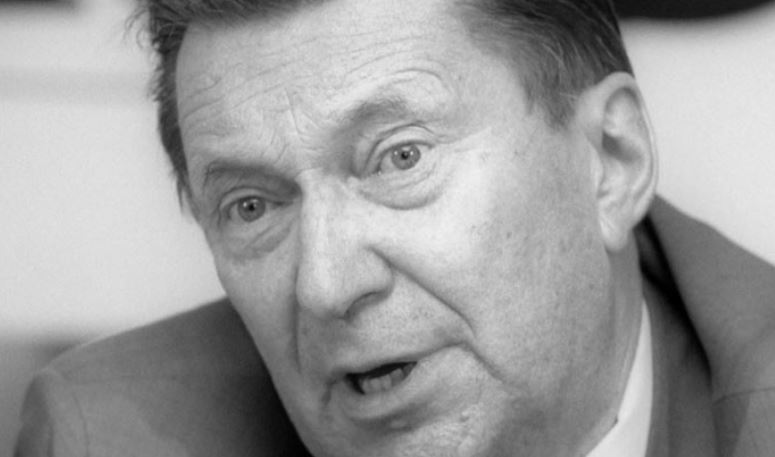 EX-director of TsNIImash Nikolay Anfimov dies at the age of 85
