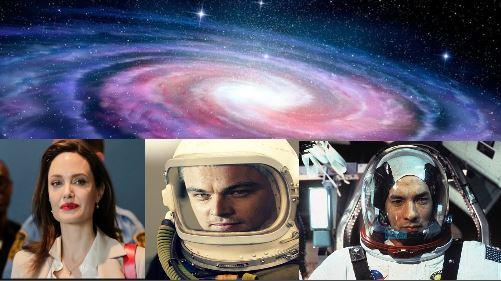 Leonardo DiCaprio, Tom Hanks and Angelina Jolie are expected to make a space tour