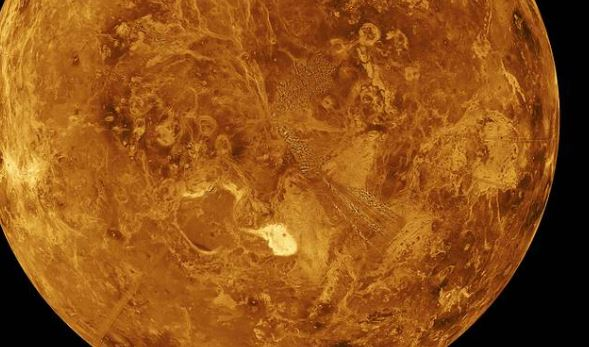 Cosmonauts have identified five possible places to land on Venus
