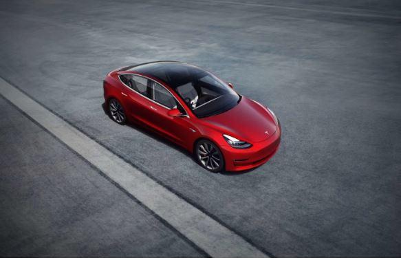 Taiwan Military Chooses Tesla Model 3 For Its EV Fleet