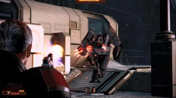 EA is '' very satisfied '' with the commercial performance of Mass Effect Legendary Edition