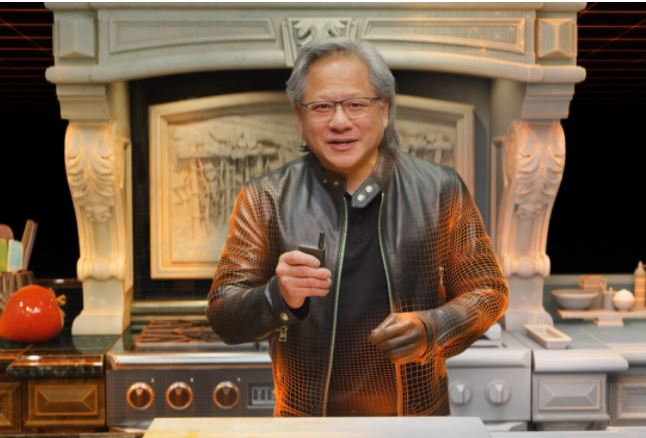 This Jensen Huang is not real, it's virtual: that's how NVIDIA fooled us all for 14 seconds with a spectacular deepfake