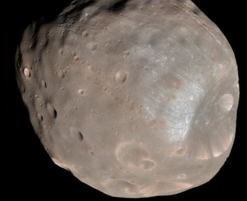 Organisms from Mars flew to Phobos. Japan is already sending the rover there