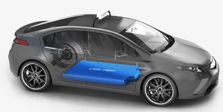 sodium battery car