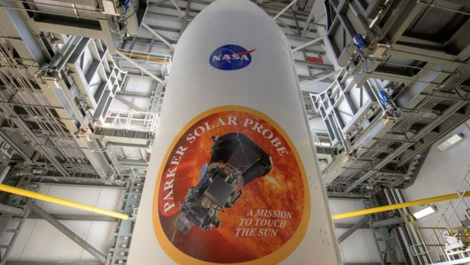 NASA's Parker probe made the closest approach to the Sun
