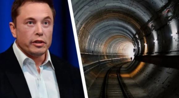 Elon Musk wants to build a tunnel under SpaceX's private launch site