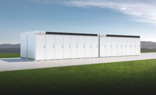 Tesla signs the largest Megapack battery sale in its history